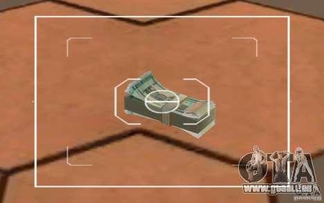 Nouvelle monnaie biélorusse pour GTA San Andreas deuxième écran