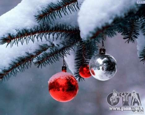 Image clipart Noël botte pour GTA San Andreas sixième écran
