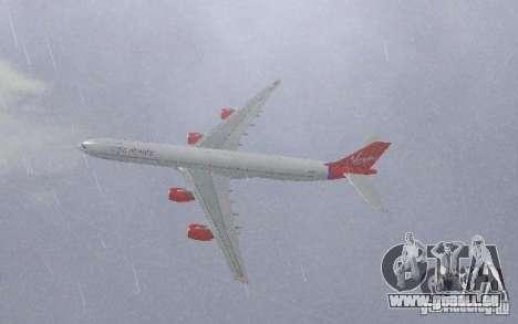 Airbus A340-600 Virgin Atlantic pour GTA San Andreas