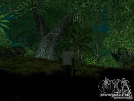 Tropische Insel für GTA San Andreas achten Screenshot