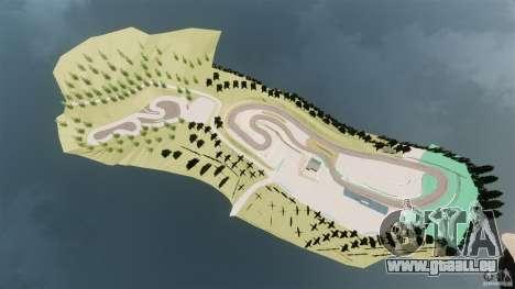 Ebisu Circuit pour GTA 4 septième écran