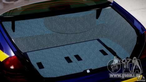 Ford Crown Victoria New York State Patrol [ELS] pour GTA 4 est un côté