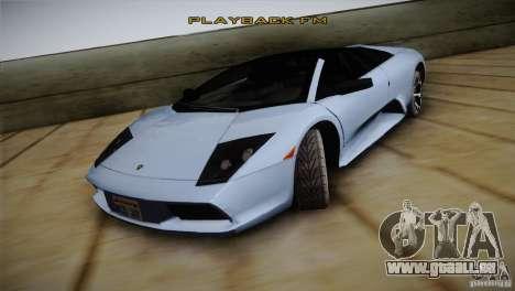 Lamborghini Murcielago Roadster pour GTA San Andreas