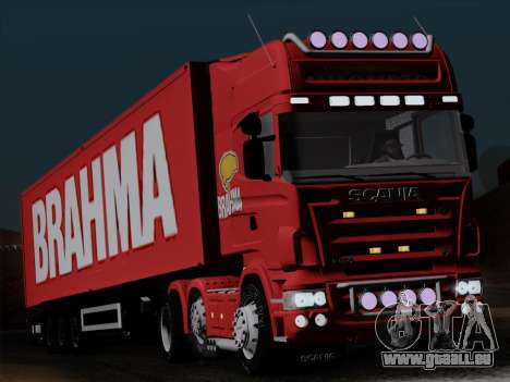 Scania R620 Brahma für GTA San Andreas