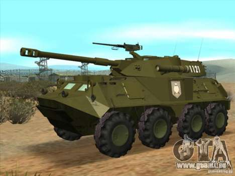 APC-60FSV für GTA San Andreas