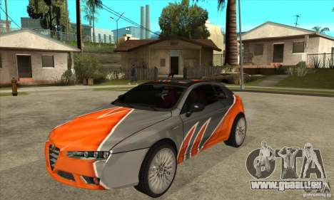 Alfa Romeo Brera pour GTA San Andreas