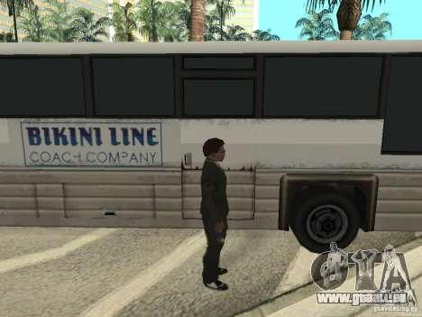 Ligne de bus à Las Venturas pour GTA San Andreas dixième écran