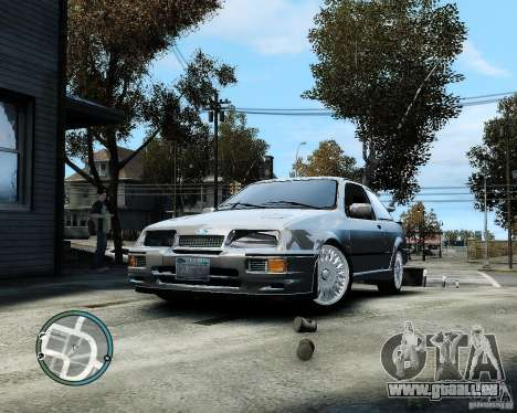 Ford Sierra RS500 Cosworth v1.0 pour GTA 4