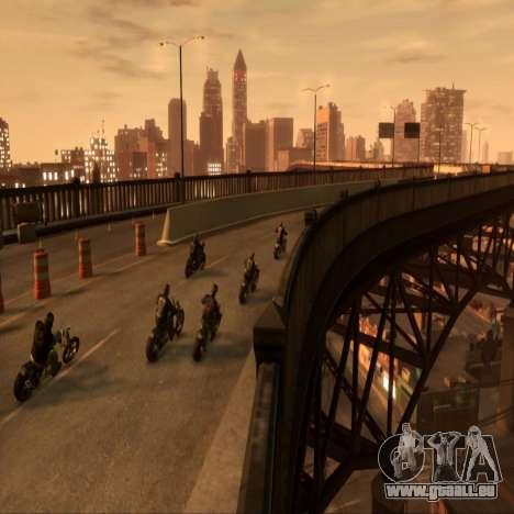 Nouveaux écrans de chargement pour GTA 4 septième écran