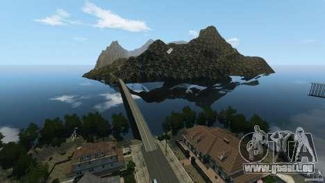 Codename Clockwork Mount v0.0.5 für GTA 4 Sekunden Bildschirm