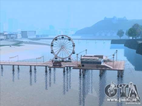 ENB Series v1.5 Realistic für GTA San Andreas zehnten Screenshot