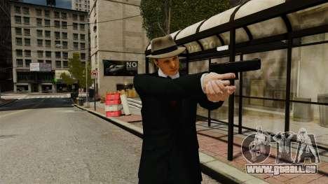 Cole Phelps pour GTA 4 quatrième écran