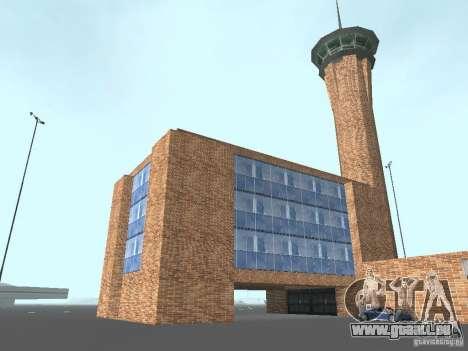 New Airport San Fierro pour GTA San Andreas cinquième écran