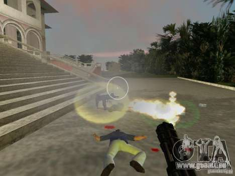New Reality Gameplay für GTA Vice City achten Screenshot