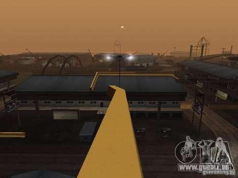 Huge MonsterTruck Track pour GTA San Andreas onzième écran