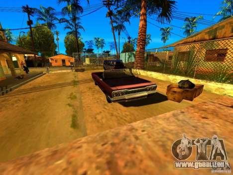 Mod Beber Cerveja V2 für GTA San Andreas sechsten Screenshot