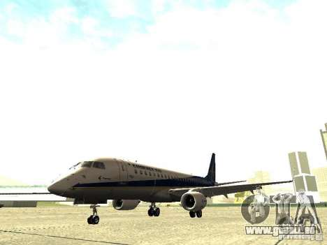 Embraer E-190 pour GTA San Andreas