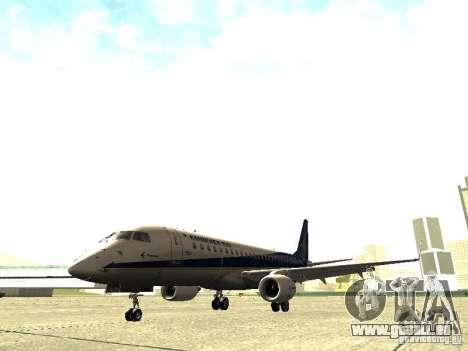 Embraer E-190 für GTA San Andreas