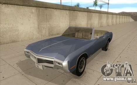 Buick Riviera GS 1969 pour GTA San Andreas