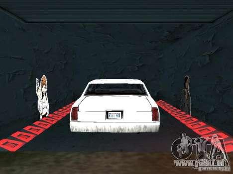 Der neue Grove Street für GTA San Andreas elften Screenshot