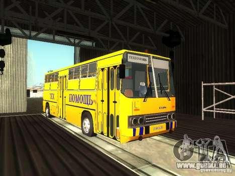 Technique Ikarus 280 pour GTA San Andreas