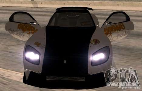 Mazda RX-7 MyGame Drift Team für GTA San Andreas rechten Ansicht