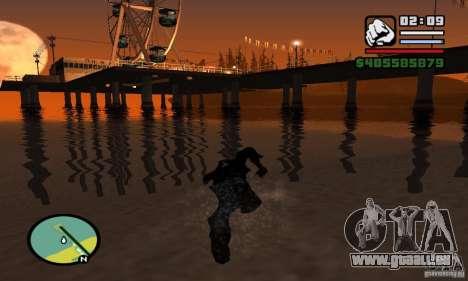 0,075 ENBSeries (juste de l'eau) pour GTA San Andreas neuvième écran