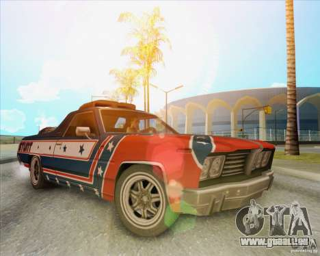 Trailblazer from FlatOut2 pour GTA San Andreas