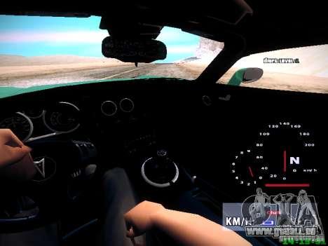 Pontiac Solstice Falken Tire pour GTA San Andreas vue de côté