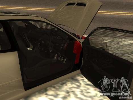 Honda Civic EG6 JDM pour GTA San Andreas vue de droite