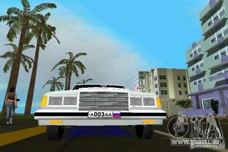 ZIL 41047 pour une vue GTA Vice City de la droite