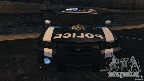 NFSOL State Police Car [ELS] für GTA 4 Seitenansicht