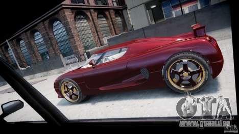 Koenigsegg CCRT für GTA 4