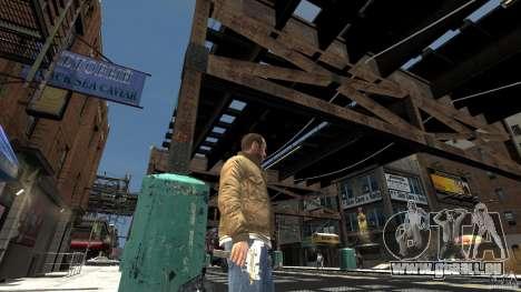 Uzi Skin für GTA 4