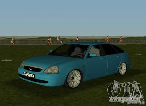 Lada Priora Fließheck v2. 0 für GTA Vice City