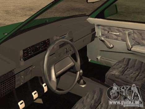 VAZ 2108 Drain pour GTA San Andreas vue de droite