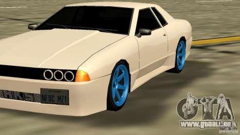 Elegy MIX V.1 pour GTA San Andreas