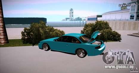 Nissan Silvia S14 JDM WAY für GTA San Andreas linke Ansicht