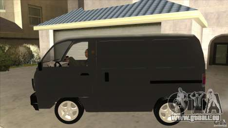 Suzuki Carry Blind Van 1.3 1998 für GTA San Andreas linke Ansicht