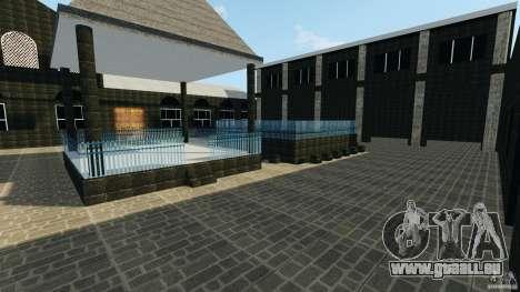 Grand Mosque of Diyarbakir für GTA 4 fünften Screenshot