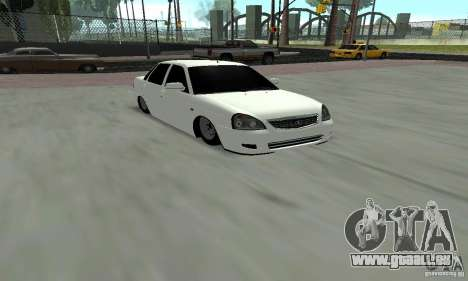 Lada Priora Low für GTA San Andreas linke Ansicht