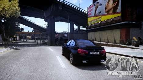 Mid ENBSeries By batter pour GTA 4 Vue arrière