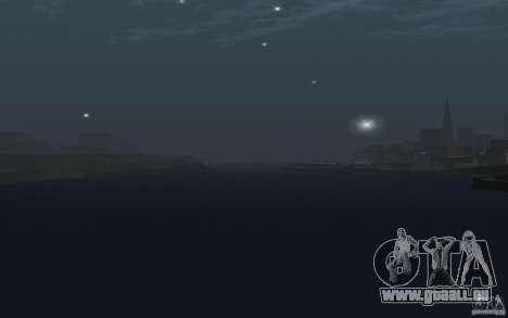 HD Water v4 Final pour GTA San Andreas quatrième écran