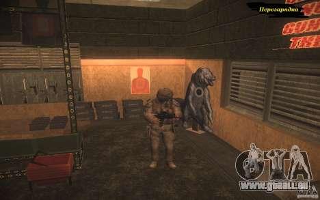 Waffen aufladen für GTA San Andreas zweiten Screenshot