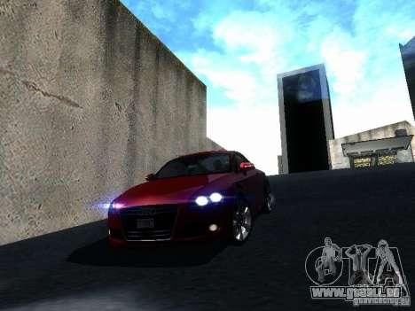 Audi TT 2009 v2.0 pour GTA San Andreas