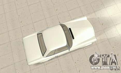 Mercedes-Benz 280SL (glänzend) für GTA San Andreas rechten Ansicht
