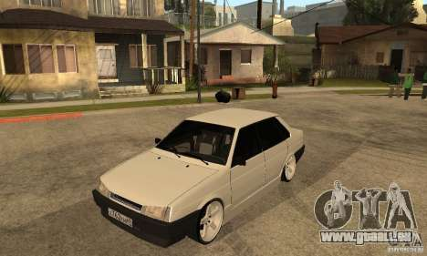 Lada 21099 Light Tuning pour GTA San Andreas