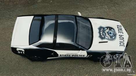 NFSOL State Police Car pour GTA 4 est un droit