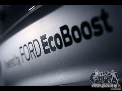 Écrans de chargement Ford pour GTA San Andreas troisième écran