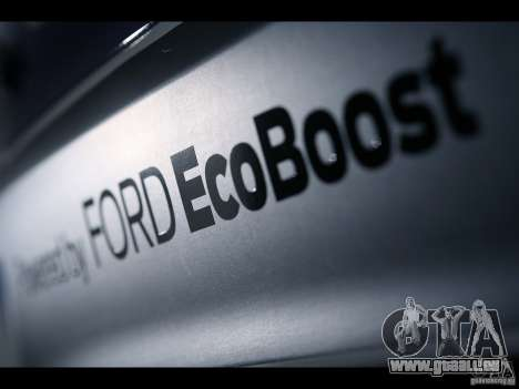 Laden Bildschirme Ford für GTA San Andreas dritten Screenshot